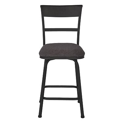 SONOMA life + style Morgan Swivel Counter Stool