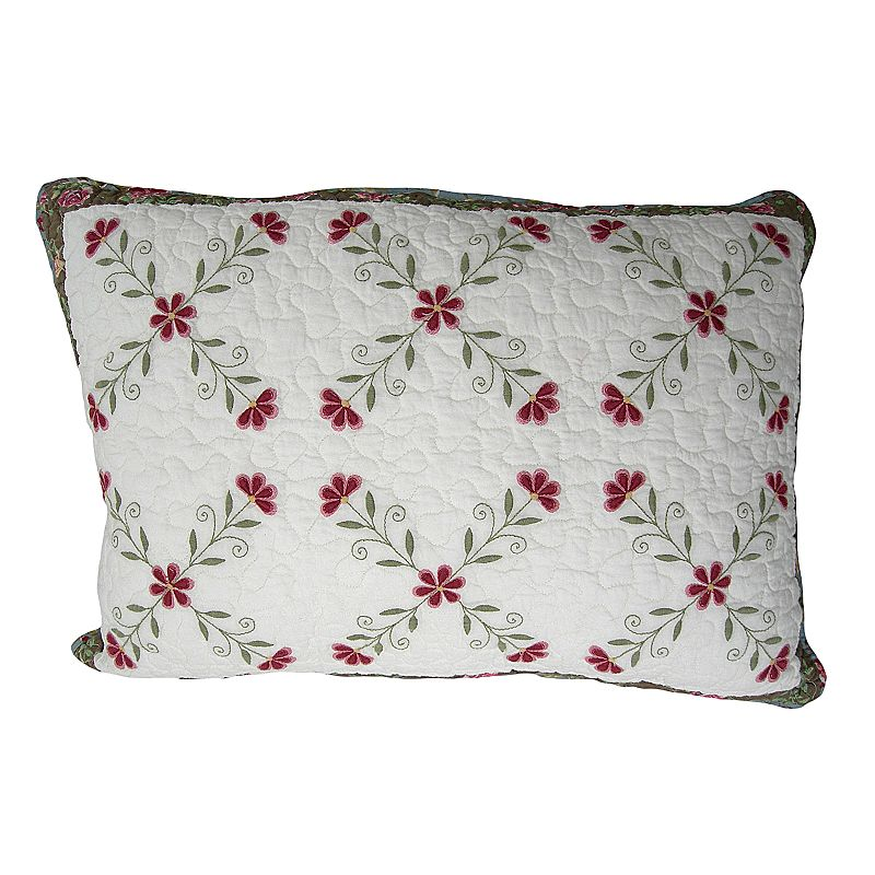 Cotton Traditional Decorative Pillow Kohl s