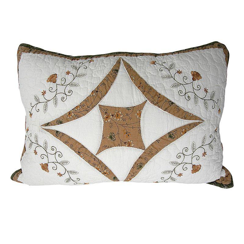 White Fluffy Pillow Kohl s