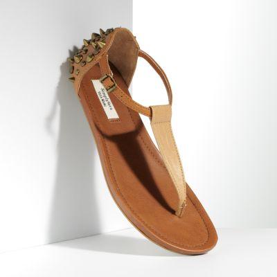 Simply Vera Vera Wang Thong Sandals