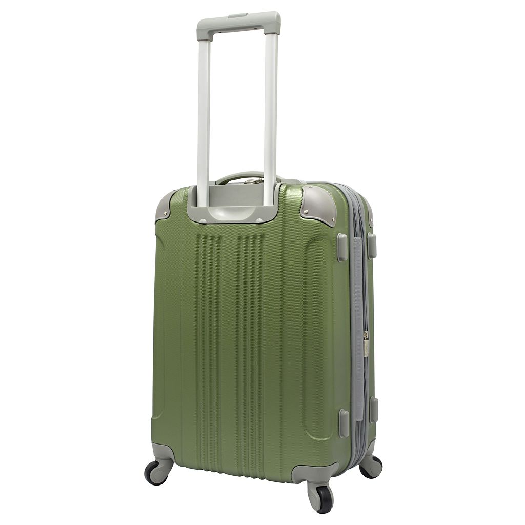 Beverly Hills Country Club Malibu 24-Inch Hardcase Spinner Luggage