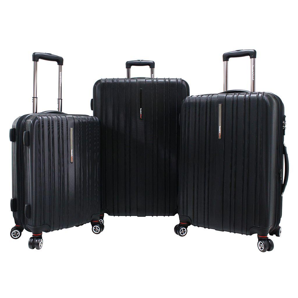 Traveler's Choice Tasmania 3-Piece Luggage Set