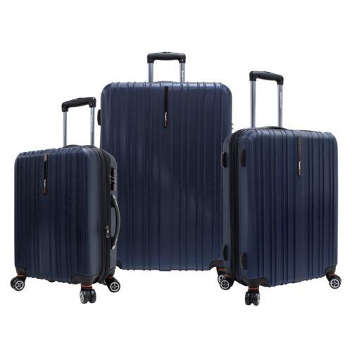 Traveler's Choice Luggage, Tasmania 3-pc. Expandable Luggage Set