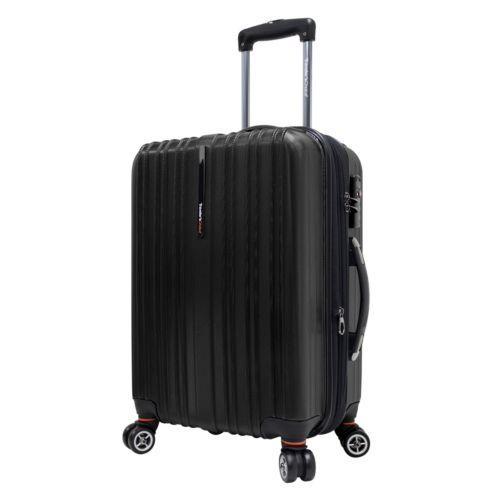 Traveler's Choice Luggage, Tasmania 21-in. Expandable Spinner Carry-On