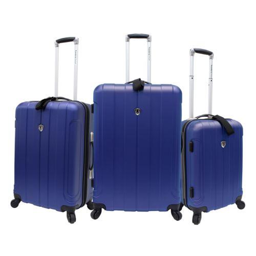 Traveler's Choice Luggage, 3-pc. Cambridge Hardcase Luggage Set