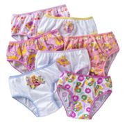 Disney Princess Rapunzel 7-pk. Briefs - Girls'