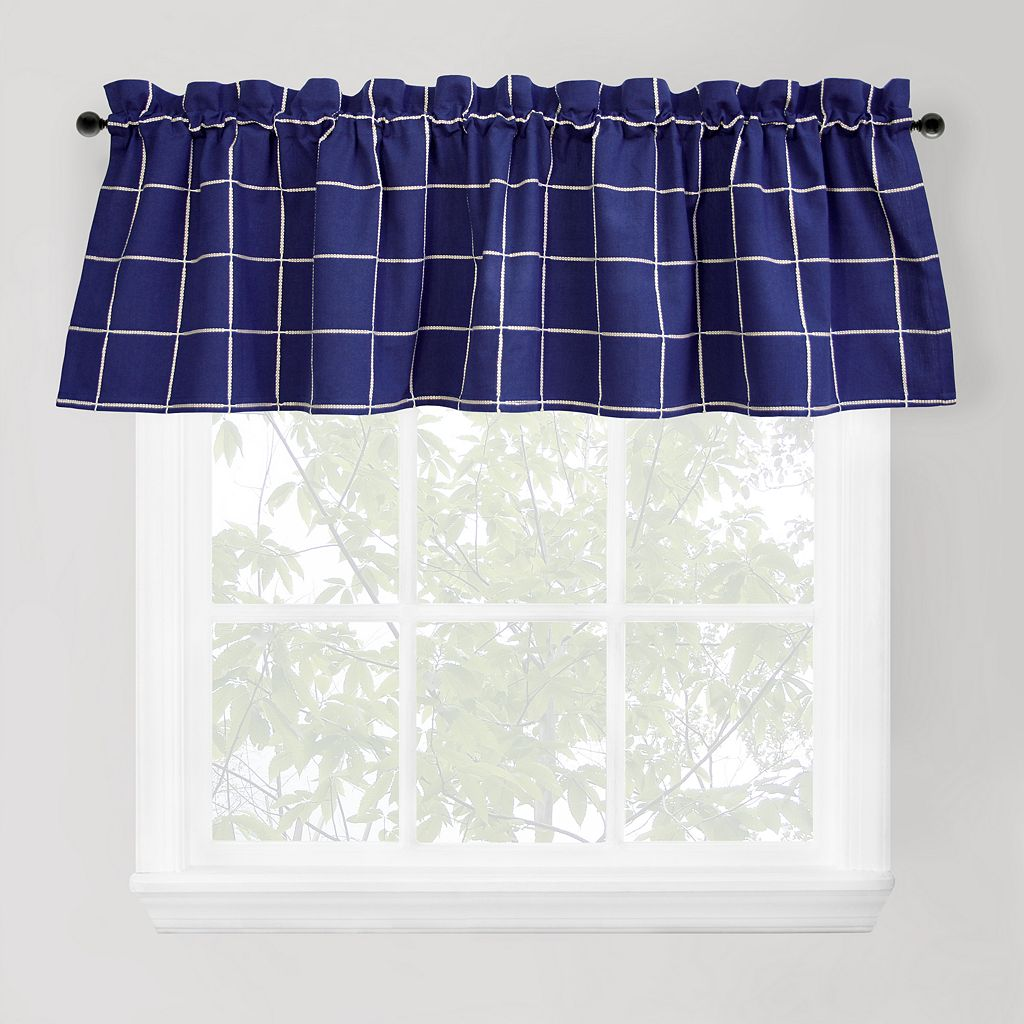 Park B. Smith Durham Tier Window Valance - 60'' x 14''