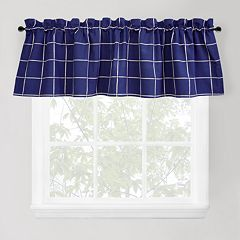 Park B. Smith Durham Tier Window Valance - 60'' x 14''