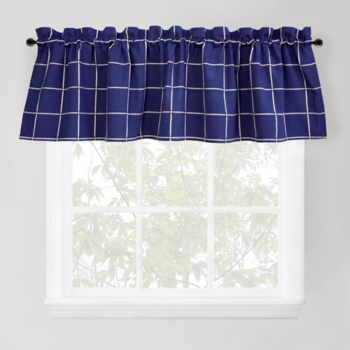 "Park B. Smith Durham Tier Valance – 60"" x 14"""