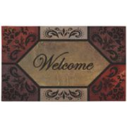Mohawk Home Gail Damask Welcome Doormat