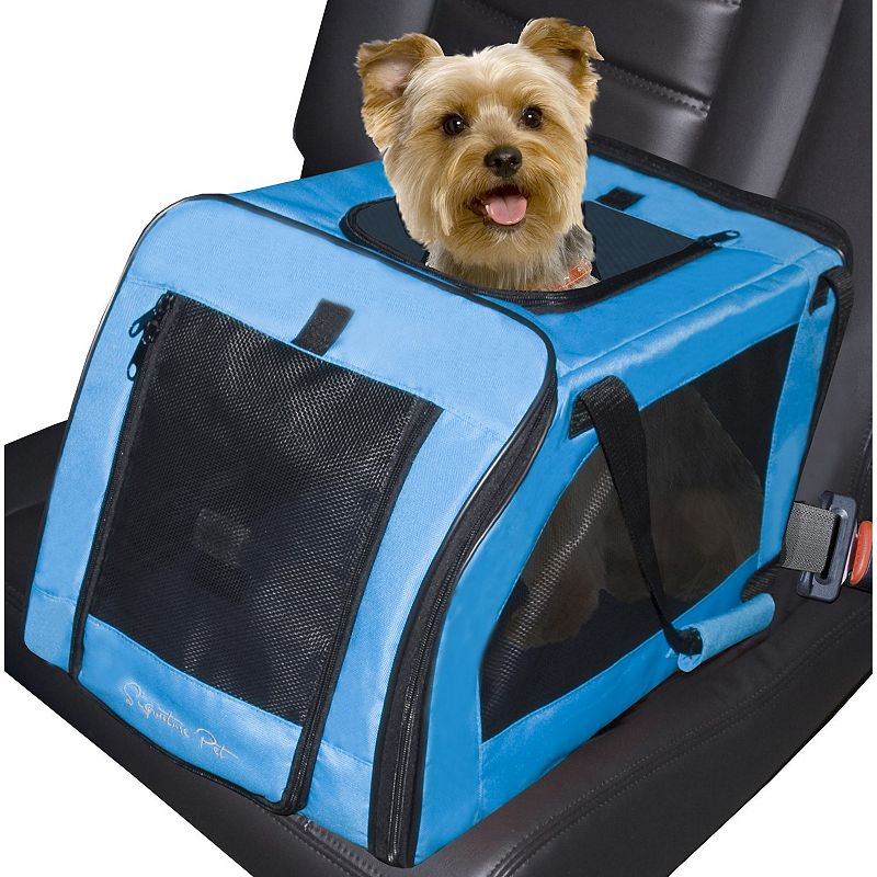 Pet Gear Car Seat and Carrier - Small, Turquoise/Blue (Turq/Aqua)