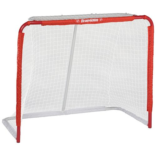 Franklin NHL SX Pro 50-in. Tournament Steel Hockey Goal