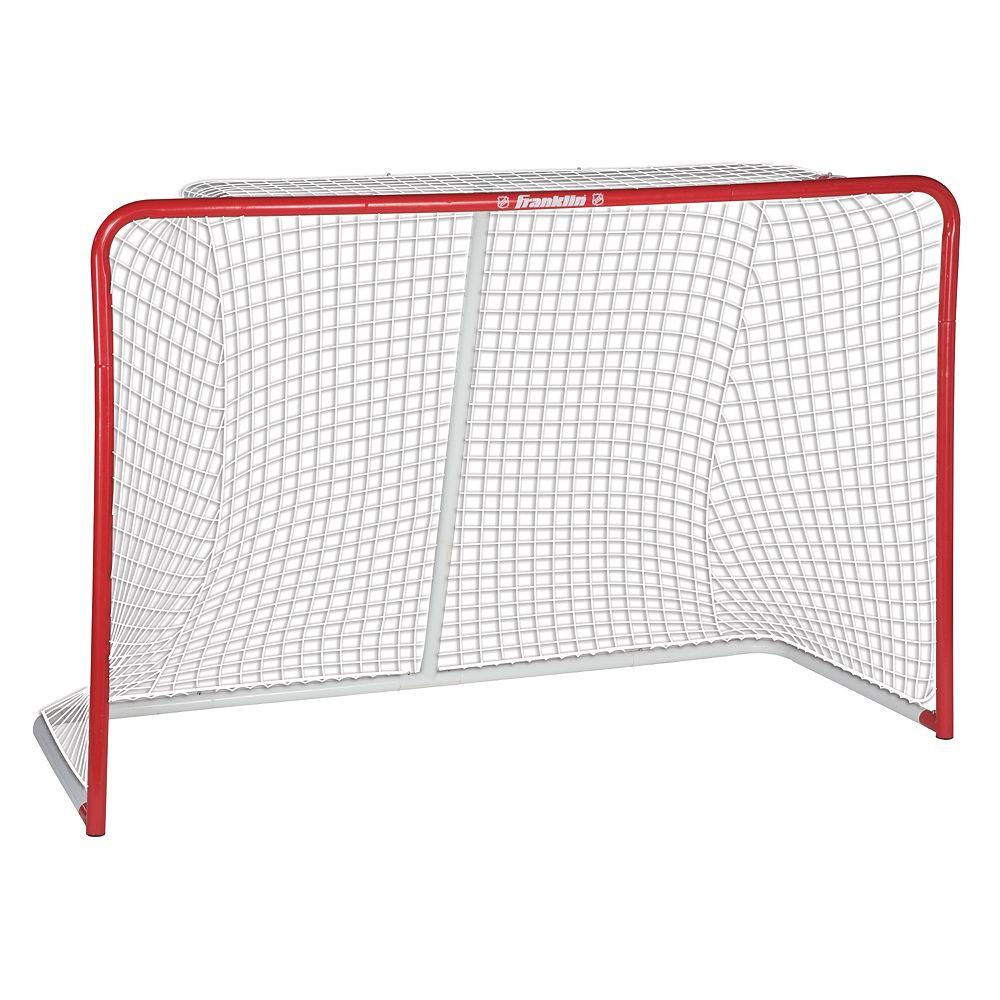 Franklin NHL HX Pro 72-in. Professional Steel Goal