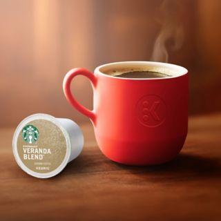 Keurig® K-Cup® Pod Starbucks Veranda Blend Blonde Light Roast Coffee - 16-pk.
