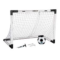 Franklin Sports MLS Adjustable Insta-Set Soccer Goal Set