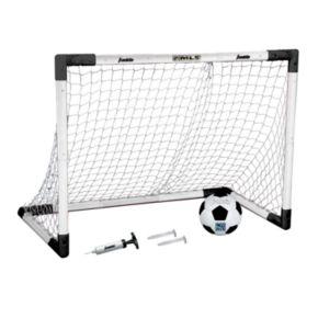 Franklin Sports MLS Adjustable Insta-Set Soccer Goal Set