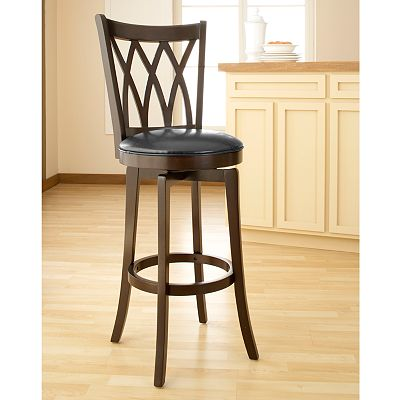 Hartford Swivel Bar Stool
