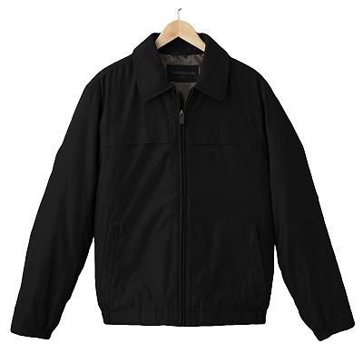 Croft and Barrow Microfiber Jacket - Big and Tall