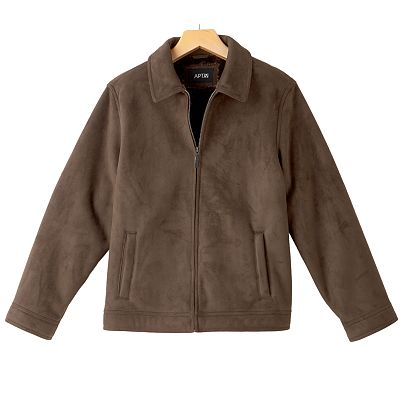 Apt. 9 Faux-Shearling Jacket - Men