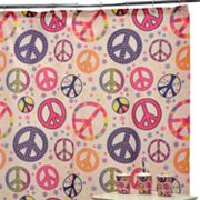 Famous Home Fashions Peace Sign 5-pc. Bath Set