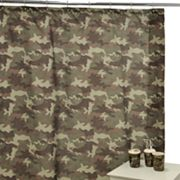 Famous Home Fashions Camouflage 5-pc. Bath Set