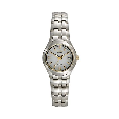 Citizen Eco-Drive Stainless Steel Watch - EW1864-52A - Women