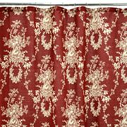 Waverly Country House Fabric Shower Curtain
