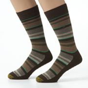GOLDTOE Striped Dress Socks