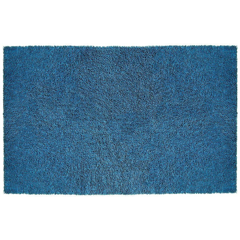 St. Croix Shagadelic Chenille Rug - 30 x 50 (Blue)