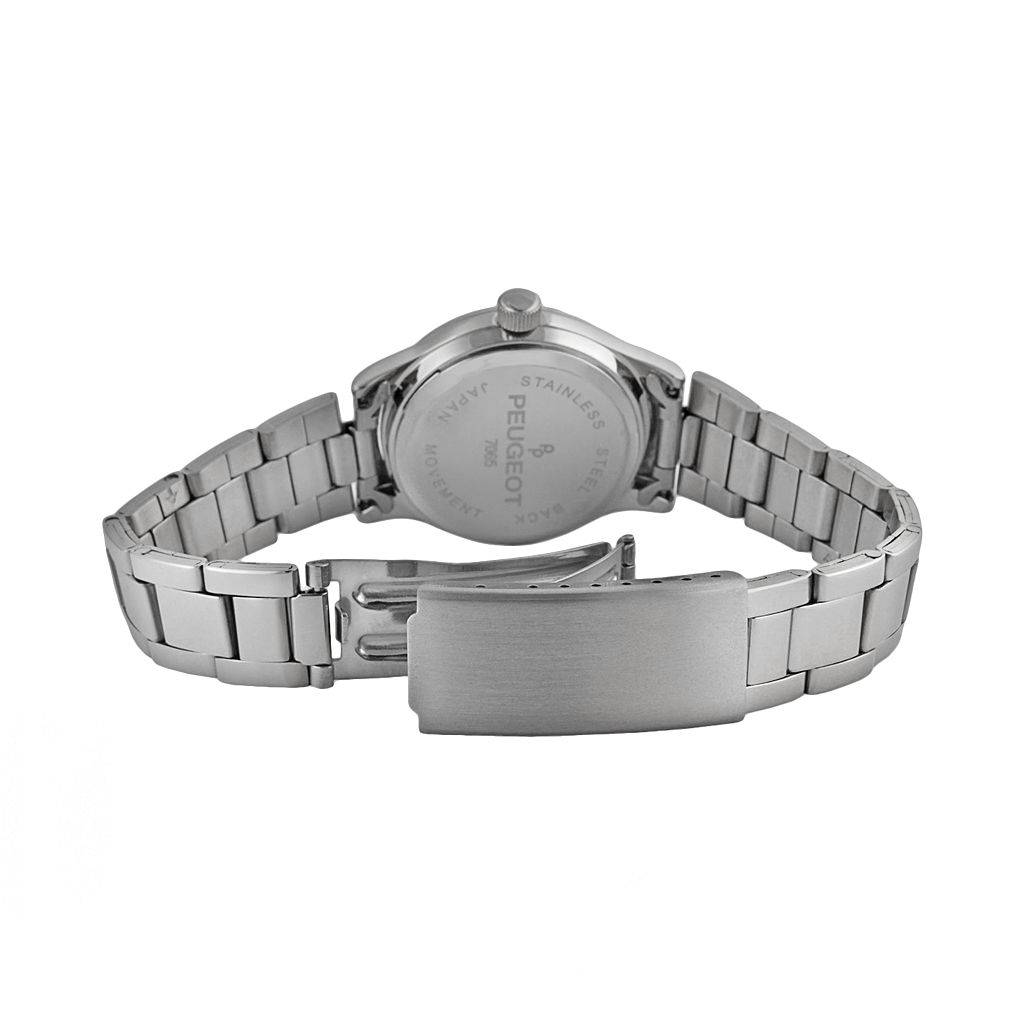 Peugeot Women's Stainless Steel Watch - 7065S