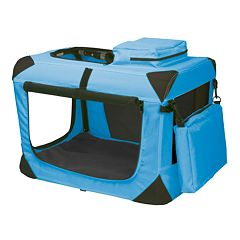 Pet Gear Generation II Deluxe 21 in Portable Soft Crate