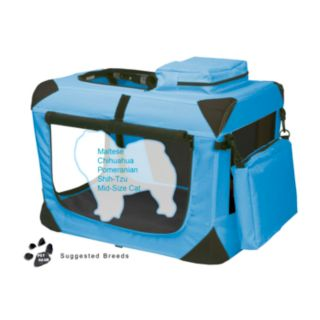 Pet Gear Generation II Deluxe 21-in. Portable Soft Crate