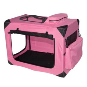 Pet Gear Generation II Deluxe 27 1/2-in. Portable Soft Crate