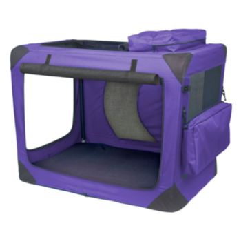Pet Gear Generation II Deluxe 29 1/2-in. Portable Soft Crate