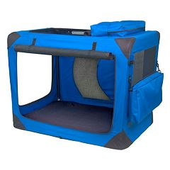 Pet Gear Generation II Deluxe 35 3/4 in Portable Soft Crate