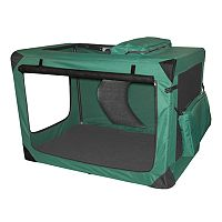 Pet Gear Generation II Deluxe 41 in Portable Soft Crate