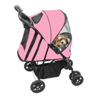 Pet Gear Happy Trails Stroller with Cover