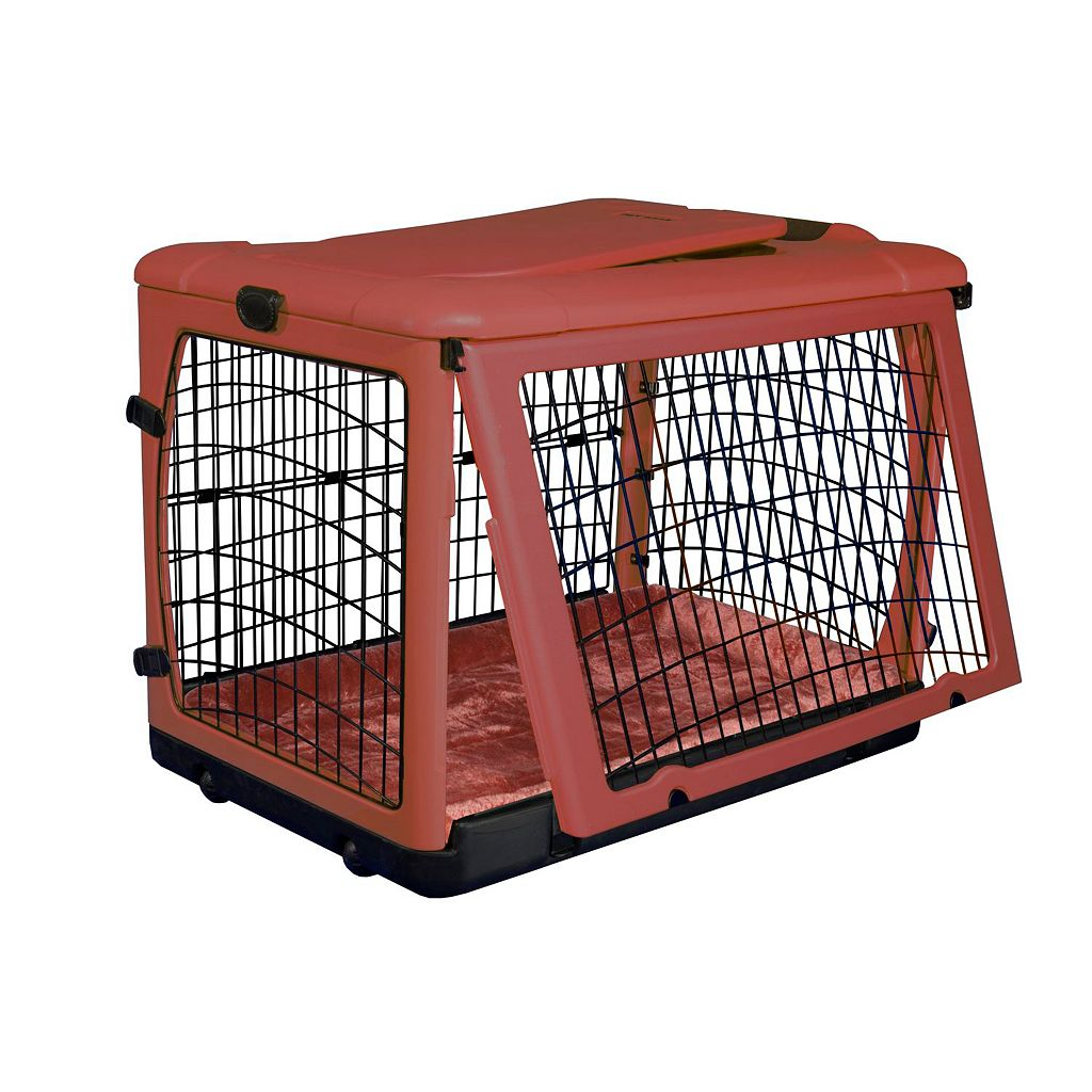 Pet Gear The Other Door Pet Crate and Plush Pad - Large