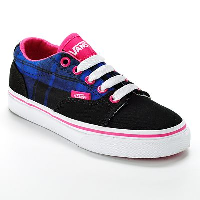 Vans Kress Skate Shoes - Girls