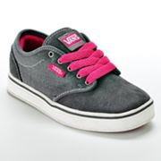 Vans Preston Skate Shoes - Girls