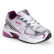 FILA Spacial Running Shoes - Girls