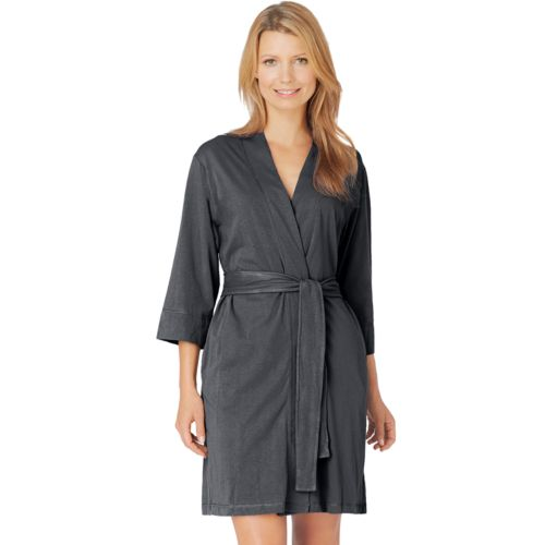 Jockey Wrap Robe - Women's
