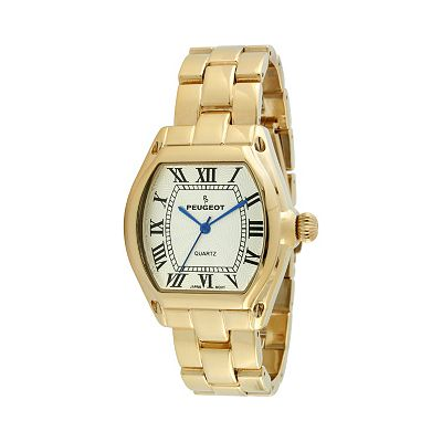 Peugeot Gold Tone Watch - 7069G - Women