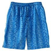 Residence Batik Swim Trunks - Big and Tall