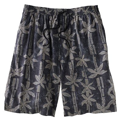 Residence Hawaiian Swim Trunks - Big and Tall