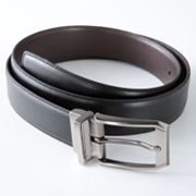 Apt. 9 Reversible Leather Dress Belt
