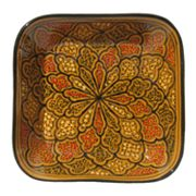 Le Souk Ceramique Honey Square Serving Bowl