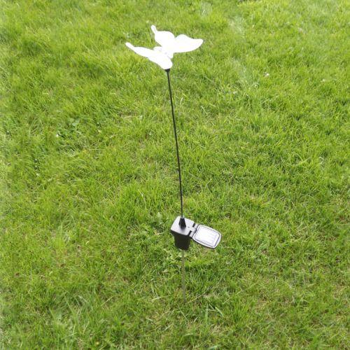 Unique Arts Solar Butterfly Light - Outdoor