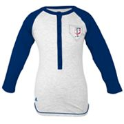 adidas Minnesota Twins Baseball Tee - Girls' 7-16