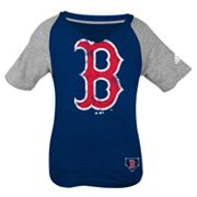 adidas Boston Red Sox Tee - Girls' 7-16